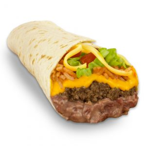 Cheese Burrito