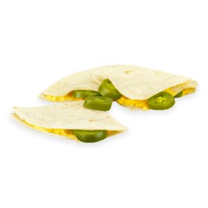 Spicy Cheese Quesadilla